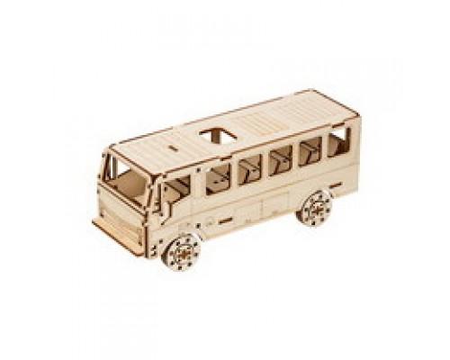 ПАЗЛЫ 3D BIR-005 фанера автобус